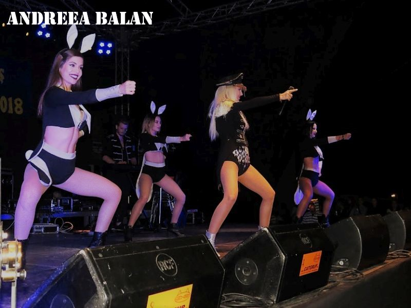 ANDREEA BALAN evenimente