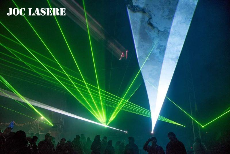 laser evenimente